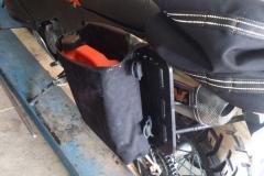 Пластины для крепления сумок (3)